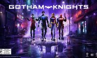 New Gotham Knights Trailer Is All...
