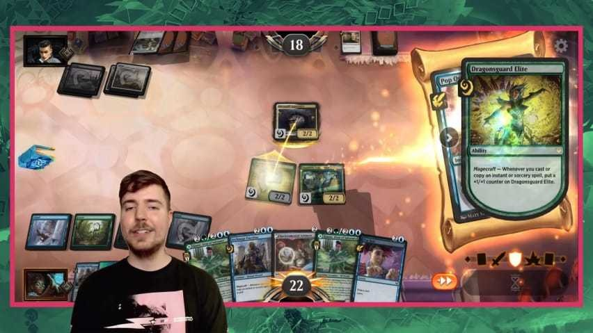Magic The Gathering Arena Giveaway Features 50K in