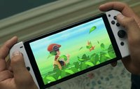 Switch OLED Trailer Shows Tweaked...