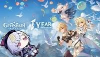 Genshin Impact Celebrates One Year...