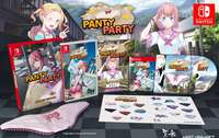 Panty Party: Panty Party for Switch limited run physical edition announced