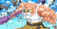 Master Roshi Abilities Revealed...