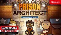 Prison Architect Nintendo Switch...