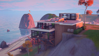 Fortnite Fancy View Rainbow Rentals...
