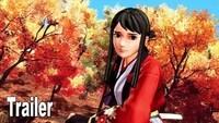Samurai Shodown DLC character Hibiki...