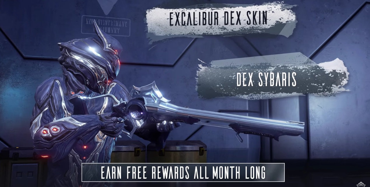 Warframe How to Get Dex Sybaris for Free