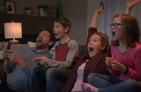 Switch  Play Together commerci...