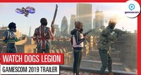 Watch Dogs Legion: The new Watch Dogs Legion trailer explains how you can play as anyone