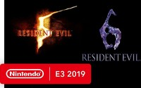 Resident Evil 5: Resident Evil 5 and Resident Evil 6 shuffle to Switch this October
