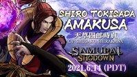 Samurai Shodown gameplay shows...