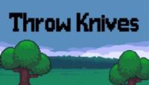 Throw Knives game