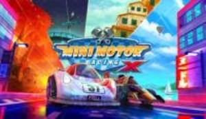 Mini Motor Racing X game