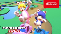 Cat Tour claws into Mario Kart...