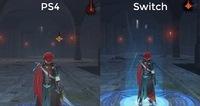 Ys IX Monstrum Nox Switch vs PS4...