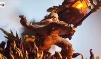 This Demon Slayer Rengoku Wood...