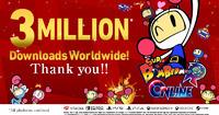 Konami celebrates as Super Bomberman...