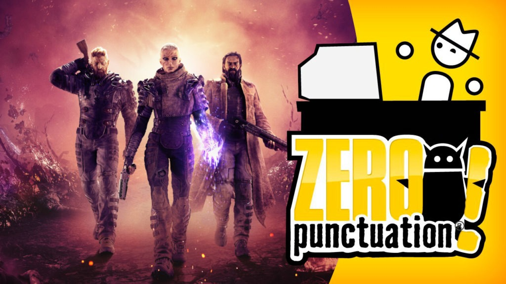 Outriders  Zero Punctuation  The Escapist