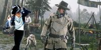 Red Dead Online Player Creates...