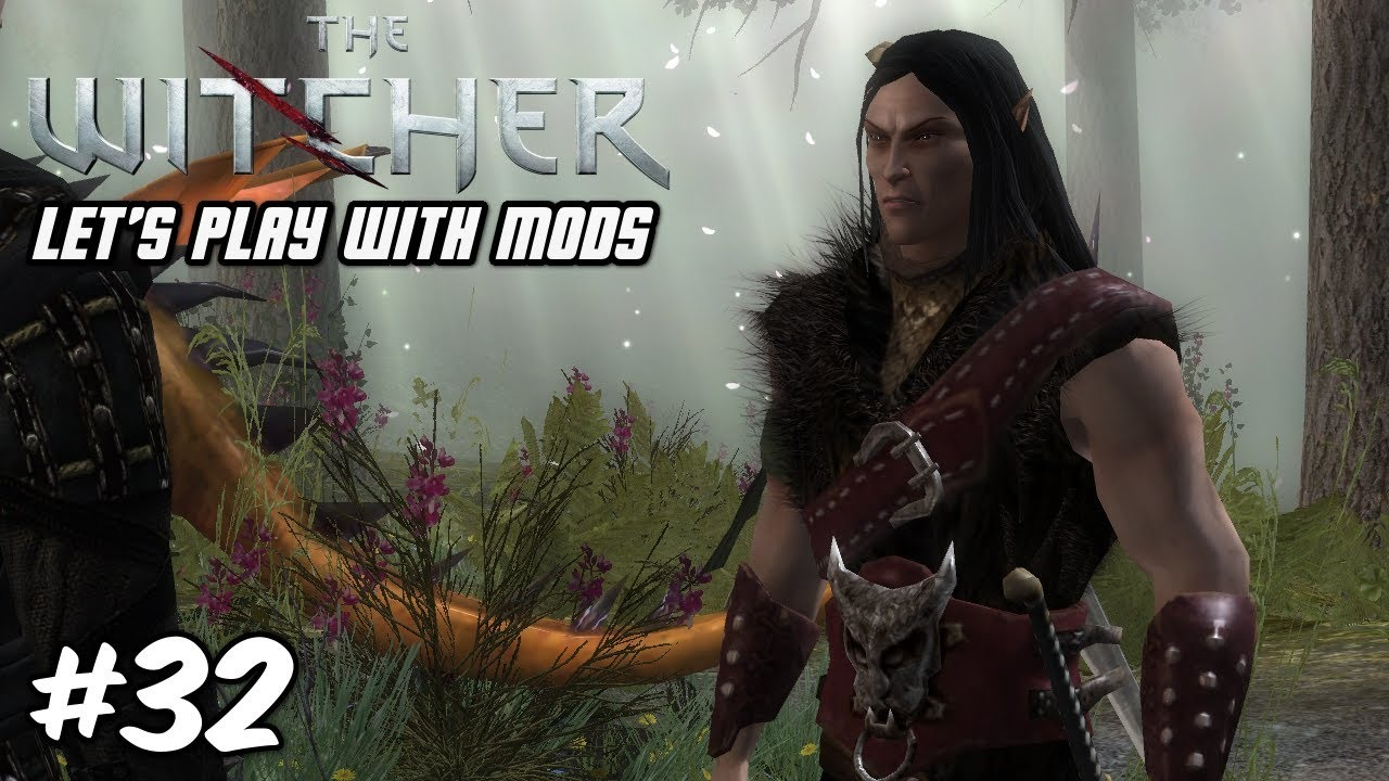 The Witcher LP with mods  Episode 32