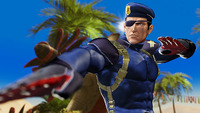 The King of Fighters XV Heidern...