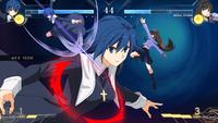 Melty Blood Type Lumina  Ciel battle preview trailer