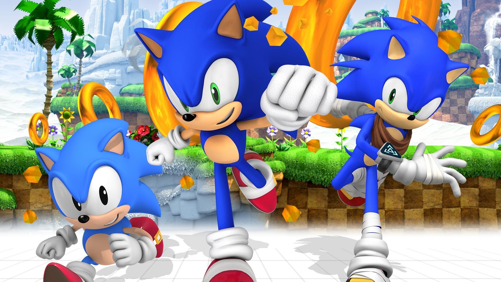 Happy 29th birthday to Sonic the Hedgehog