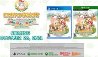 Story of Seasons Friends of Mineral...