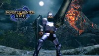 Ghosts 'n Goblins armor on the...