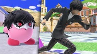 Super Smash Bros Ultimate: Video: Joker's Final Smash, Victory Screen, Kirby Transformation, & Screenshots
