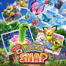 New Pokemon Snap game