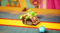Yoshi's Crafted World: Yoshi's Crafted World director talks about game's origins in Nintendo Dream interview