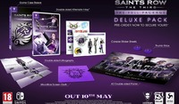 Saints Row: The Third - The Full Package: Saints Row: The Third - The Full Package Deluxe Pack spotted at GAME