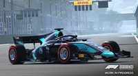 F1 2019: F1 2019 patch 1.05 released, brings AI improvements, fixes graphical glitches, full patch notes