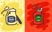 Team Ketchup is the winner of Splatoon...