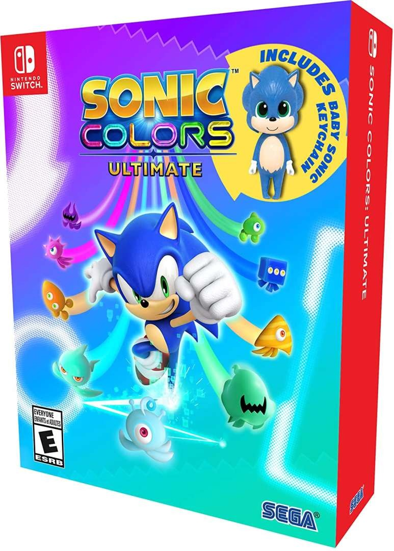 Sonic Colors: Ultimate pre-orders open