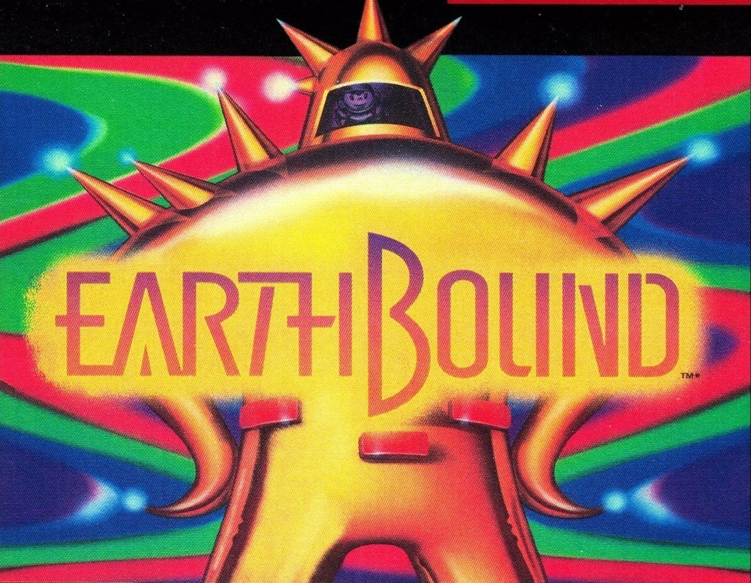 Earthbound game