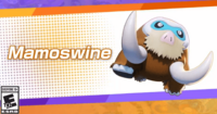 Mamoswine is coming to Pokemon UNITE on September 29th