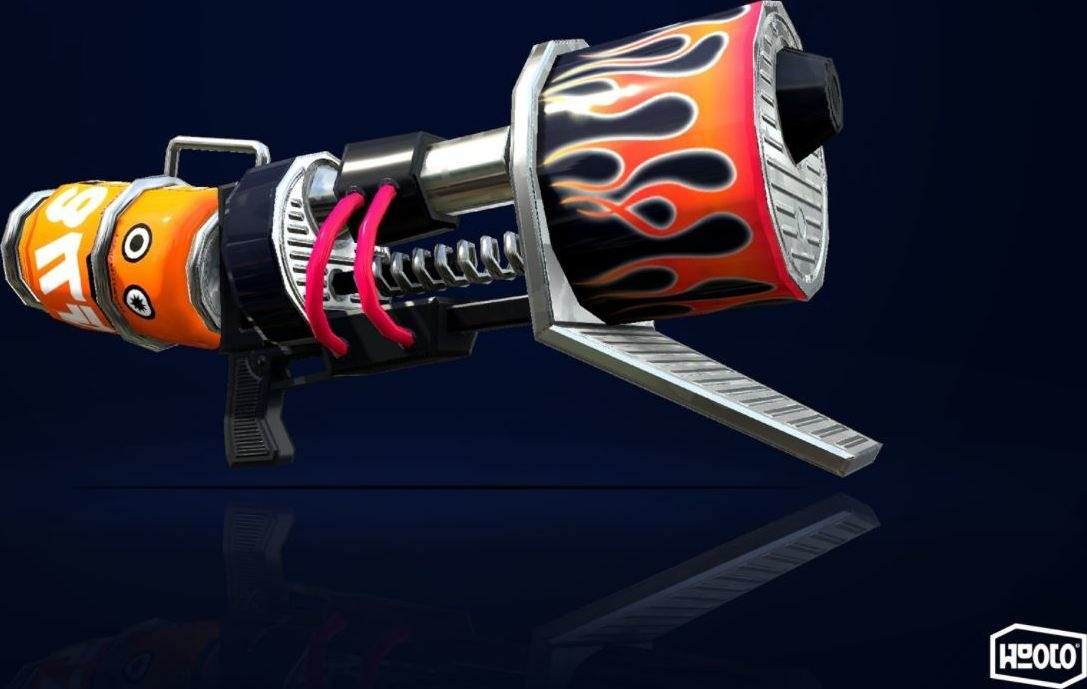 Splatoon 2 Long Blaster Weapon Coming for Free Tomorrow