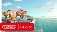 Animal Crossing: New Horizons: Animal Crossing: New Horizons - Nintendo Switch Trailer - Nintendo E3 2019