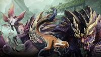 Monster Hunter Rise PC Demo is...