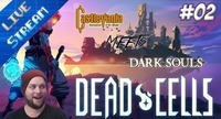 Dead Cells: 🔴This Game Is Simply Addictive! - Dead Cells - LIVE STREAM [#02]