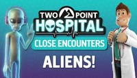 Two Point Hospital: Two Point Hospital's DLC is all about some close encounters