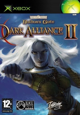 Baldurs Gate: Dark Alliance II game