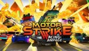 Motor Strike Racing Rampage game