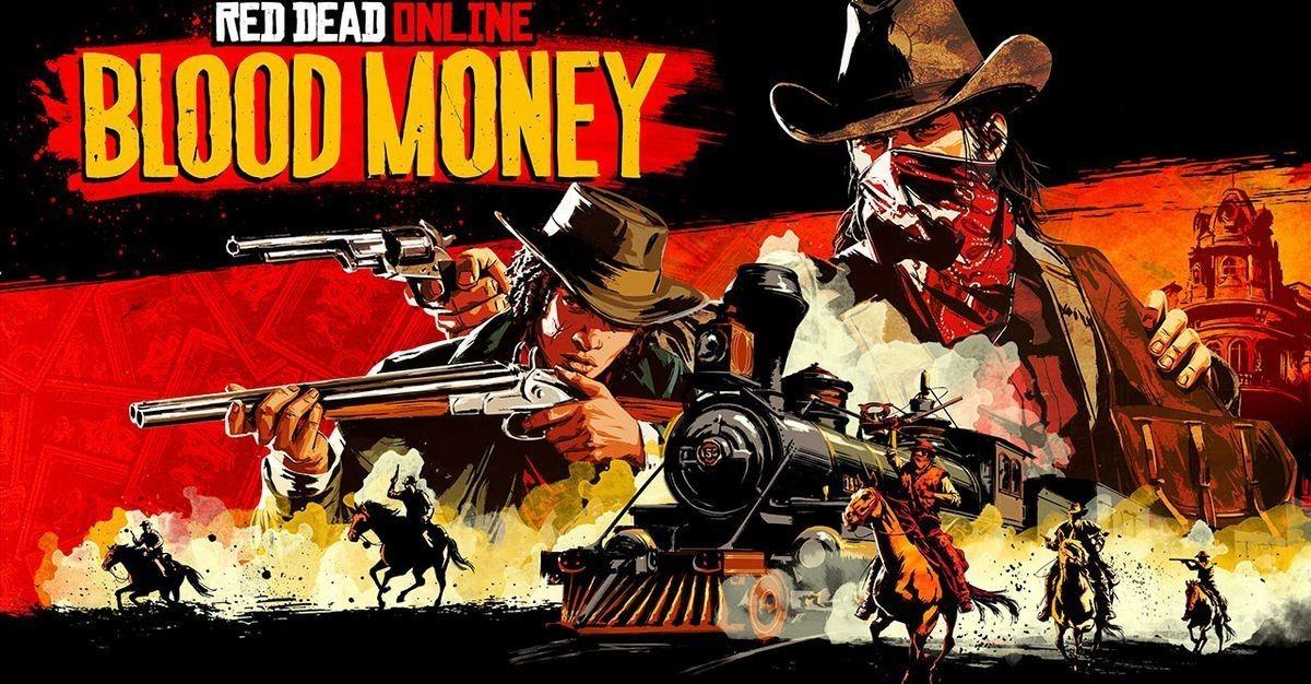 Red Dead Online Blood Money Summer Update - Release Date, New Crimes & More