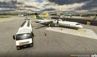 Microsoft Flight Simulator Stockholm...