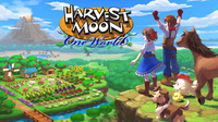 Harvest Moon One World now available...