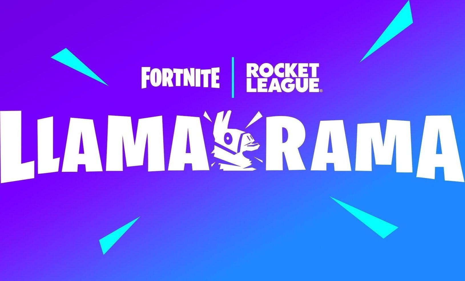 Fortnite: Llama Rama Rocket League Event - Kaskada Concert, Rewards, Start Date