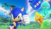 Nintendo Wii Exclusive Sonic Colors...