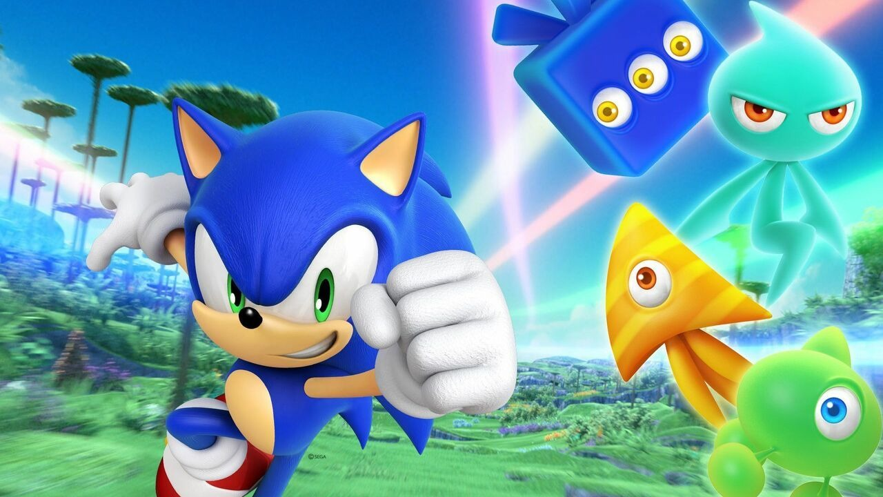 Nintendo Wii Exclusive Sonic Colors Could Be Lighting Up PS